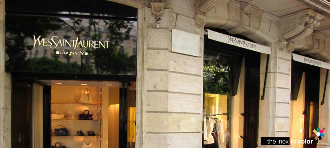 Yves Saint Laurent · Madrid