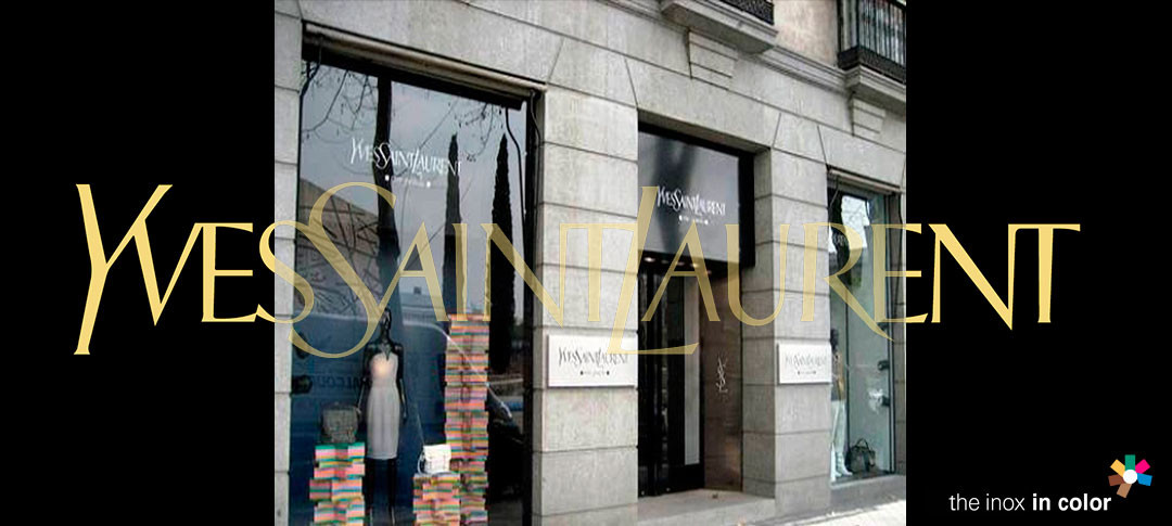 Yves Saint Laurent · Madrid