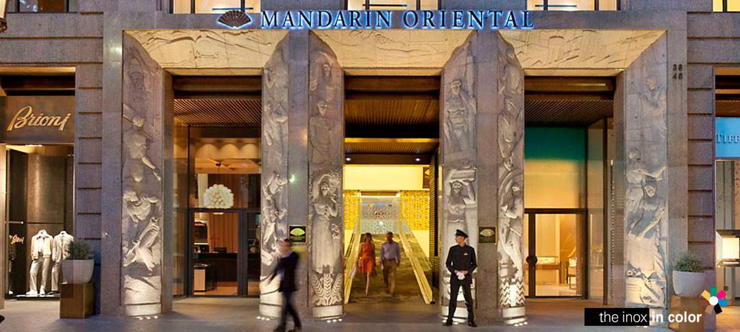 Hotel Mandarin Oriental · Barcelona