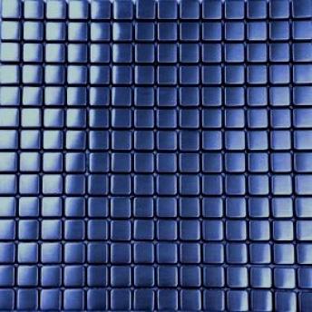 Mosaico Azul Square Satinado 15x15