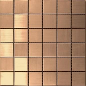 Mosaico Cobre Big Square 30x30