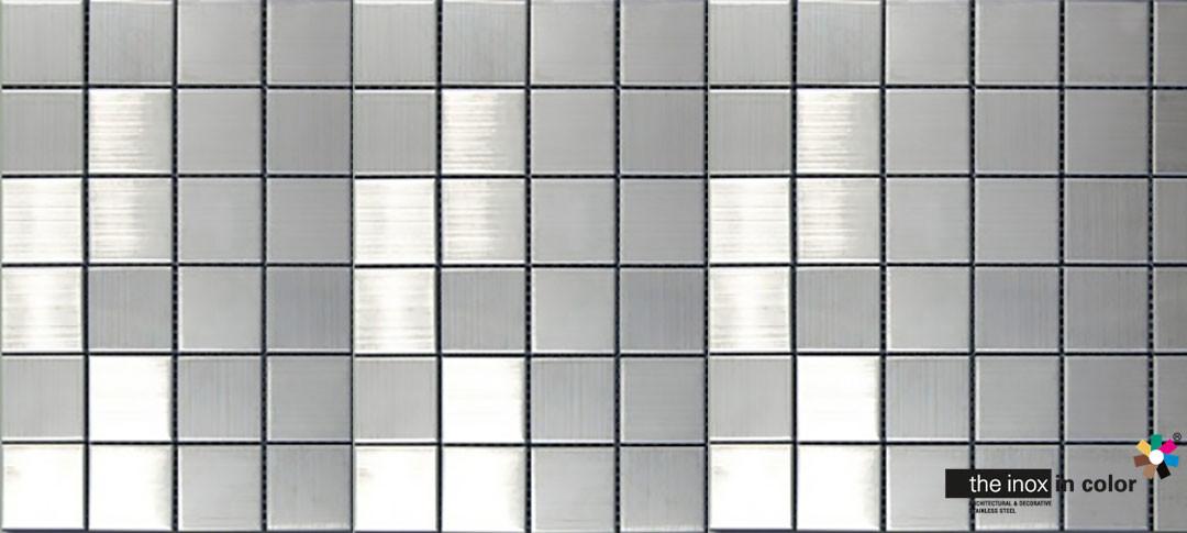 Inox Stainless Steel Mosaics