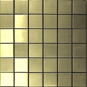 Mosaico Laton Big Square 30x30